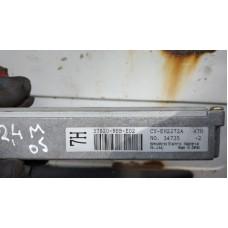Блок управления двигателем (компьютер) Хонда Аккорд CL7  03-07  2.4