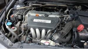 Двигатель (мотор) 2,0 Хонда Аккорд 7 06-07 K20Z2
