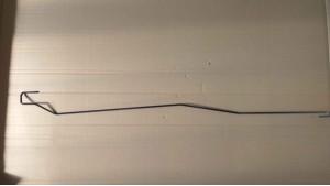 Торсион кривой крышки багажника Хонда Аккорд 7