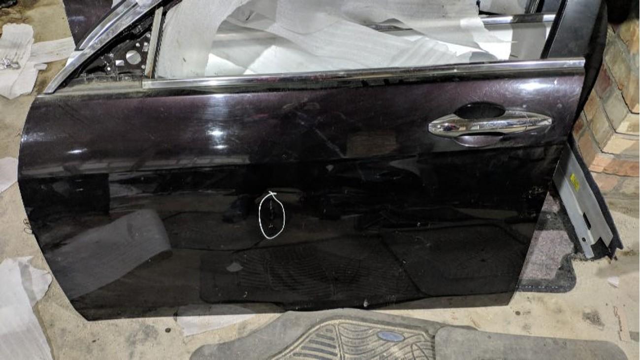 Дверь левая передняя Хонда Аккорд 7