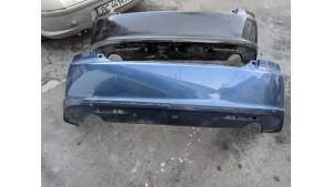 Бампер задний Хонда Аккорд CL7 06-07 рестайлинг синий