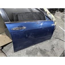 Дверь передняя правая синяя Хонда Аккорд 7