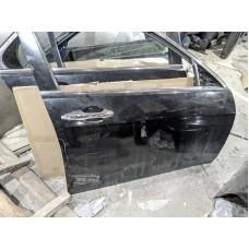 Дверь передняя правая Хонда Аккорд 7 черная