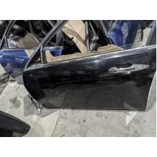 Дверь передняя левая черная Хонда Аккорд 7