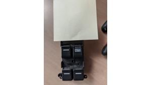Блок кнопок стеклоподьемника Хонда Аккорд 7 (ремкомплект кнопок)