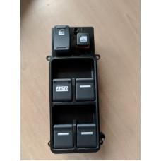 Блок кнопок стеклоподьемника Хонда Аккорд 7 (корпус)
