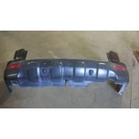 Бампер задний Хонда CR-V 07-12