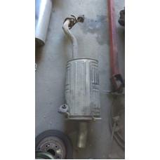 Глушитель бочка Хонда CR-V 07-11