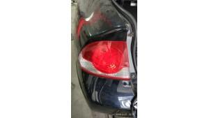 Фонарь левый в крыле Honda Civic 4D