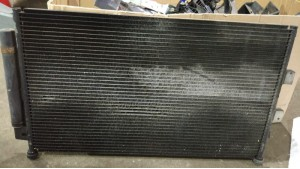 Радиатор кондиционера Honda Civic 4D