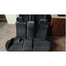 Сидения передние велюр Honda Civic 4D